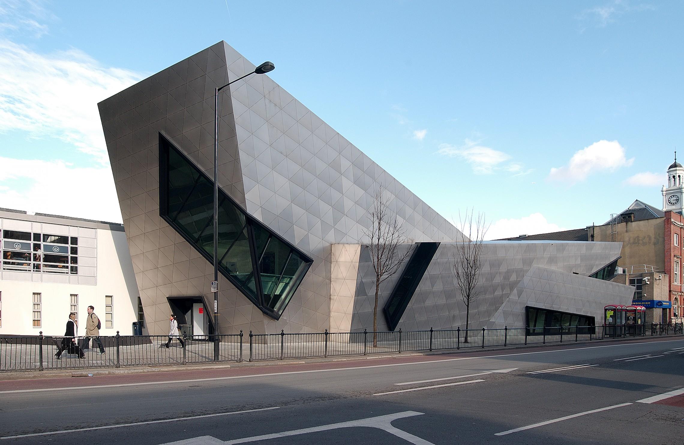 London Metropolitan University, Libskind building